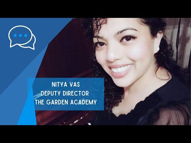Nitya Vaz, The Garden Academy in Paris