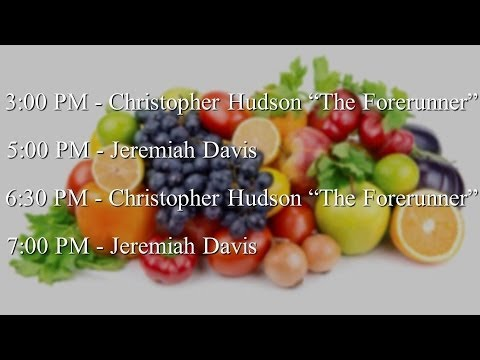 Health & Temperance Ministries: Gather The Clusters