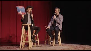 Conversation In Hyperspace: Beck x Judd Apatow