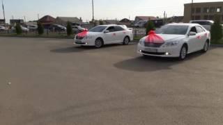 Свадебный кортеж Астрахань.Прокат авто на свадьбу Астрахань.