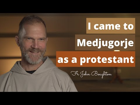Fr. John Boughton - A story of Conversion to Catholicism and a Vocation to Priesthood