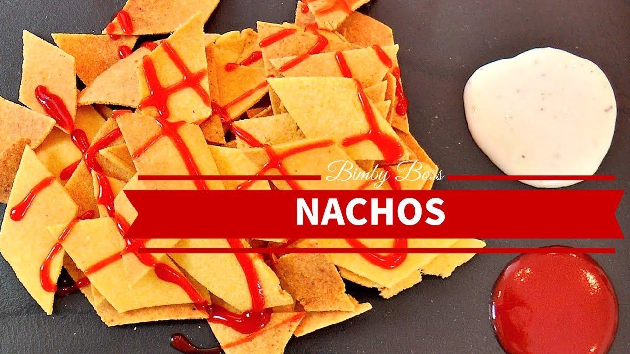 Ricetta Tortilla Chips Bimby.Nachos Bimby Tm6 Tm5 Tm31 Thermomix Youtube