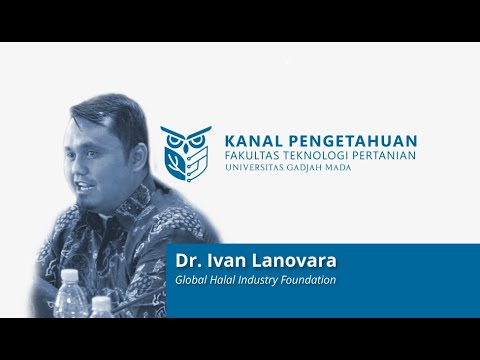 """[Guest Lecture] Dr. Ivan Lanovara - """"Halal Industry Issues In Indonesia And Malaysia"""""""