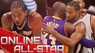 All-Star Game Online - NBA 2K16 - AIRCRISS & RafaelTGR(Hoy toca jugar un partido de All-Star Game online con RafaelTGR :) Canal RafaelTGR: https://www.youtube.com/user/rafaeltgreturns ¡No olvides suscribirte al ..., 2016-08-28T12:00:04.000Z)