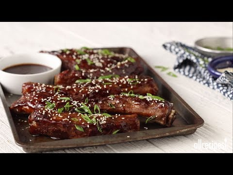How to Make Chinese Spareribs | Grilling Recipes | Allrecipes.com