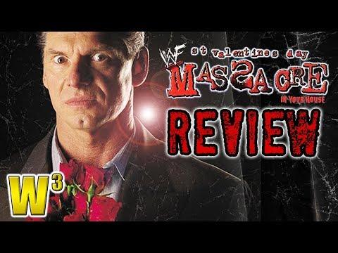 WWF St. Valentine's Day Massacre Review | Wrestling With Wregret