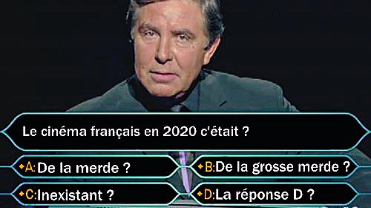 LE CINEMA FRANÇAIS EN 2020 C'ETAIT ?
