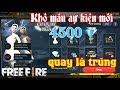 Free Fire | Phá Đảo Sự Kiện Vòng Quay Thiên Nga Với 4500 Kim Cương | Meow DGame