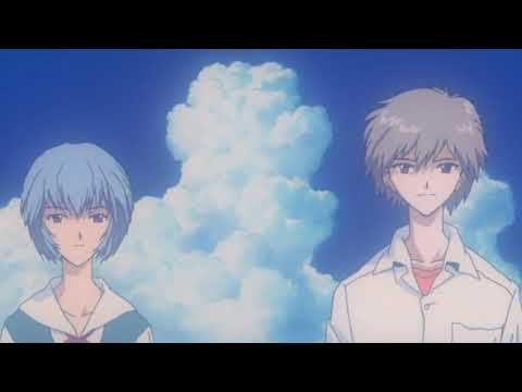 Evangelion Extra 05: Who and What are Rei and Kaworu?