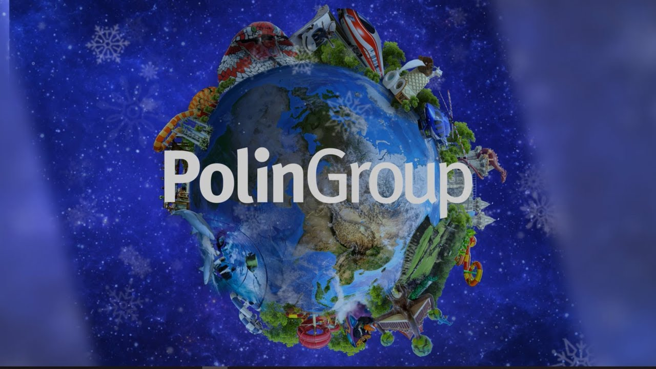 Polin Group New Year 2021 - Happy New Experiences