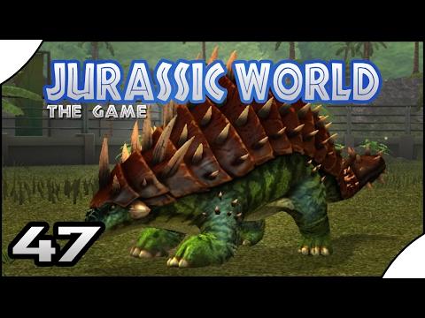 Jurassic World || 47 || Herbivore Battle