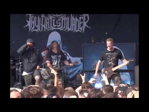 """Thy Art Is Murder new album is """"Dear Desolation"""" + Euro Tour announced w/ After the Burial!"""