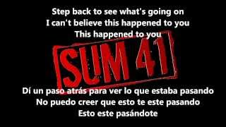 The Hell Song - Sum 41 subtitulado Español Ingles HQ