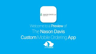 Nason Davis - Mobile App Preview - NAS832W