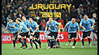 Diez años del mundial que se merecía Uruguay