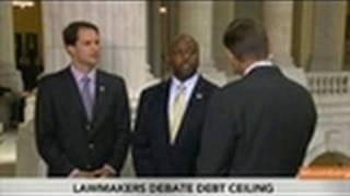 Scott, Himes Debate U.S. Deficit Reduction, Debt Ceiling