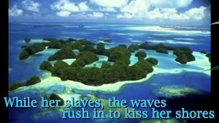 ISLAND OF LOVE - Elvis Presley ( Cover with lyric )