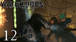 Watch Dogs Gameplay Walkthrough Part 12 - The Chase