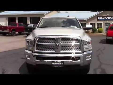 2017 RAM 2500 LARAMIE 4WD CUMMINS - Used Truck For Sale - Wooster, OH