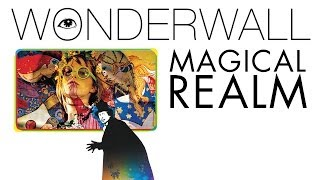 Wonderwall (2/3) The Magical Realm - Music By George Harrison (1968) HD