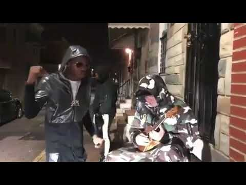 Young moose freestyle