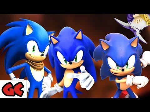 Ist Sonic Forces SCHLECHTER als Sonic Boom/06?!   Kolumne