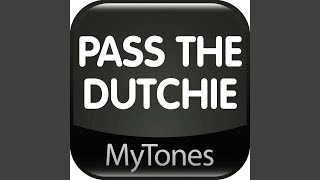 Pass The Dutchie - Ringtone