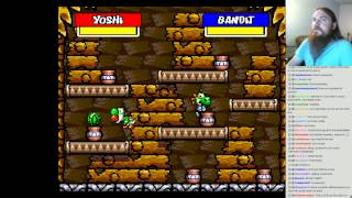 Smooth Streams Yoshi's Island! - 8/2/2013 - 1 / 2