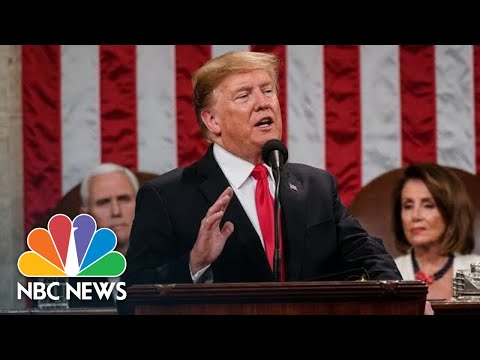President Donald Trump's 2019 State Of The Union Address In Under 5 Minutes | NBC News