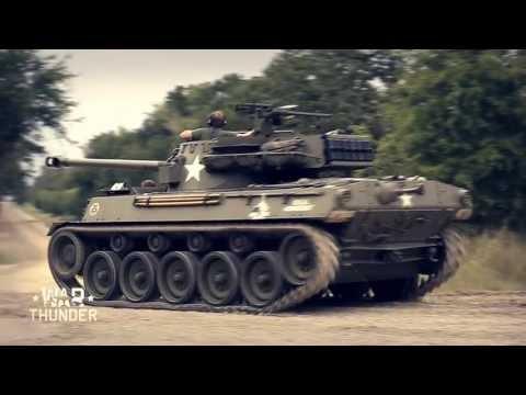 War Thunder - Tanks Sound Recording