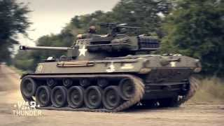 War Thunder - Tanks Sound Recording