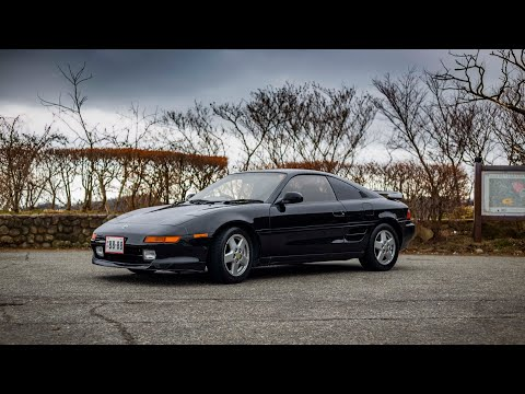 1995 Toyota MR2 - Revision 3 & NA - Walk-around And Test Drive