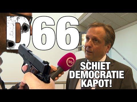 GSTV: D66 schiet democratie kapot