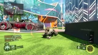 El Caos tiene Nombre... NUK3TOWN Black Ops 3 Bonus Map FAIL [Gameplay en Español]