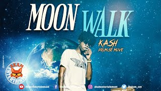 Kash - Moonwalk [Audio Visualizer]