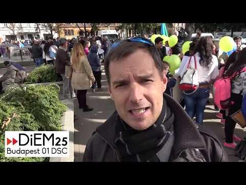 Budapest: 2017 Roma Pride Day/Roma Büszkeség Napja