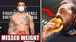 Mike Perry MISSES WEIGHT, UFC 255 Weigh Ins, Khabib Responds To Dana White, Dana On Khabib's Return
