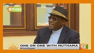 | DAY BREAK | Johnson Muthama,