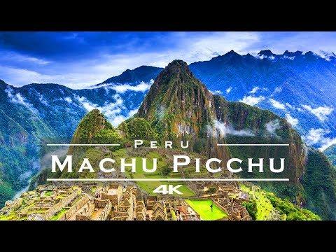 Machu Picchu, Peru 🇵🇪 - by drone [4K]