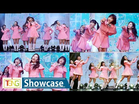 Fromis_9(프로미스나인) 'To Heart' & 'Glass Shoes' Showcase Stage (쇼케이스, 투 하트, 유리구두, IDOL SCHOOL, 아이돌학교)