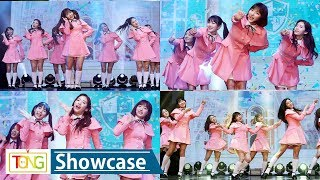 fromis_9(프로미스나인) 'To Heart' & 'Glass Shoes' Showcase Stage (쇼케이스, 투 하트, 유리구두, IDOL SCHOOL, 아이돌학교) - Stafaband