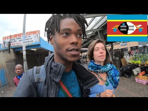 Traveling to Swaziland Country #46