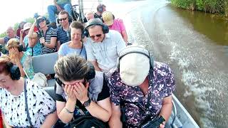 Everglades airboat tour - Impro ceļojumi