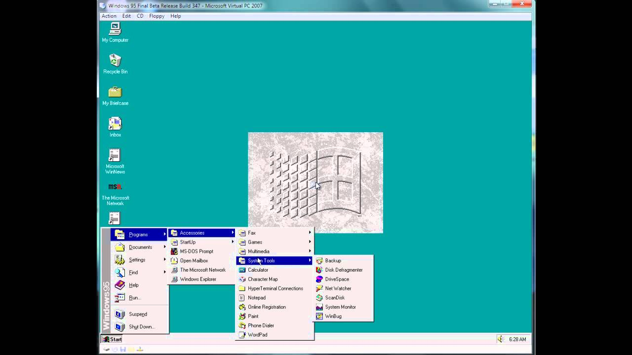 Windows  Final Build