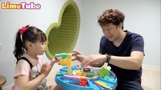 [25분 종합편 ]콩순이 방 타요 똘똘이 텐트와 뽀로로 장난감 놀이 LimeTube