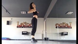 Gambar cover Yeni Dans Kursumda İlk Koreografim! | Orta Seviye