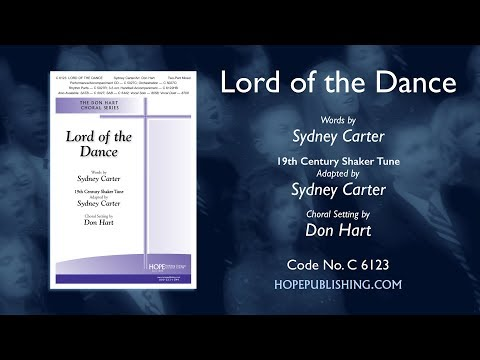Lord of the Dance - arr. Don Hart