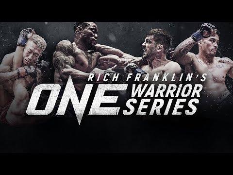 ONE Warrior Series 10