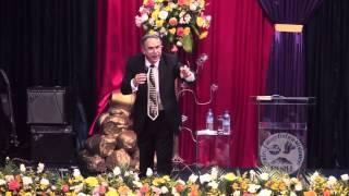 Aniversario - De las cenizas a la Gloria - Plenaria 1 - Pastor Ali Pacheco