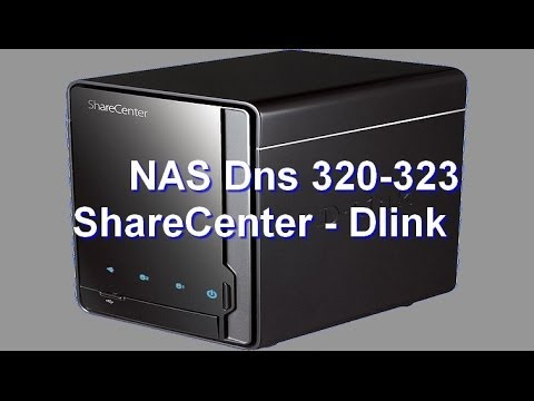 Configuration Serveur Dlink Nas 320-323 en FTP